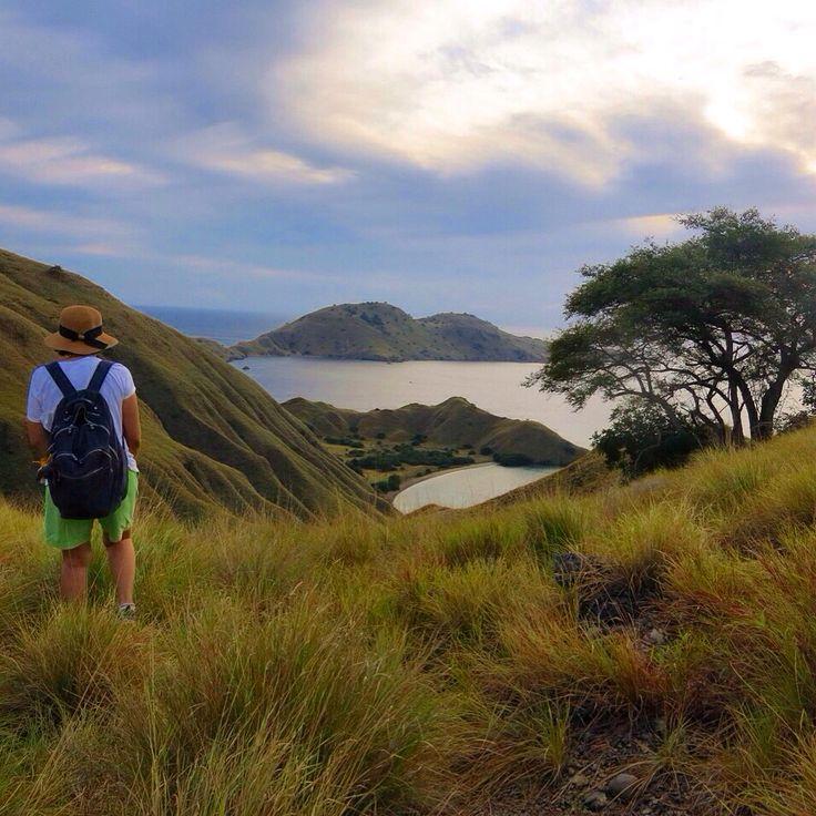 Gili lawa Island komodo national park Flores
