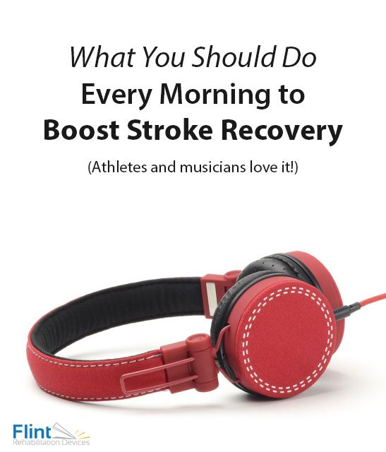 What You Should Do Every Morning to Boost Stroke Recovery