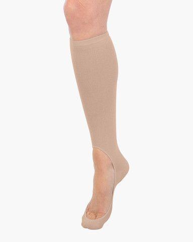 Women's Standard Light No Show Nude Socks