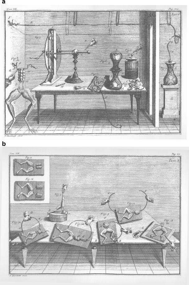 From Galvani to patch clamp: the development of electrophysiology