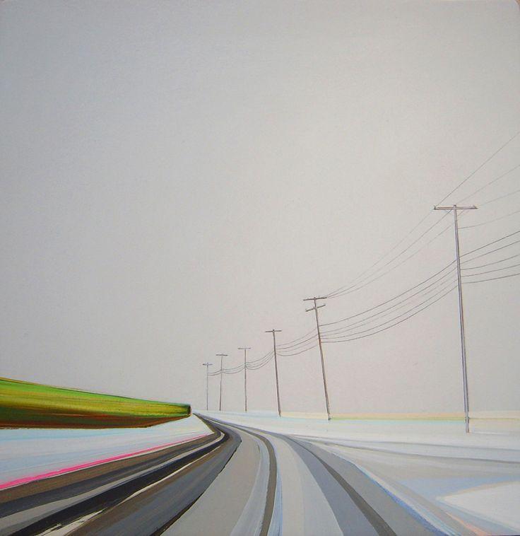 Winter on Scuttle Hole Road