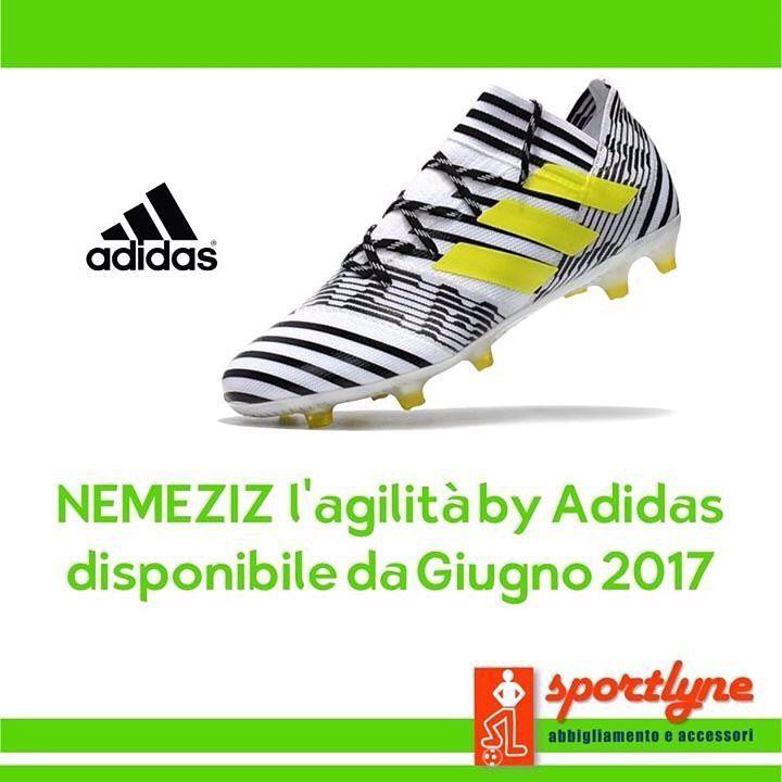 Adidas Nemeziz 2017 #sportlyne #nemeziz #adidascalcio #adidas #nemeziz17 #scarpecalcio #calcio #adidasfottball #scarpe #sport #scarpesportive #messi