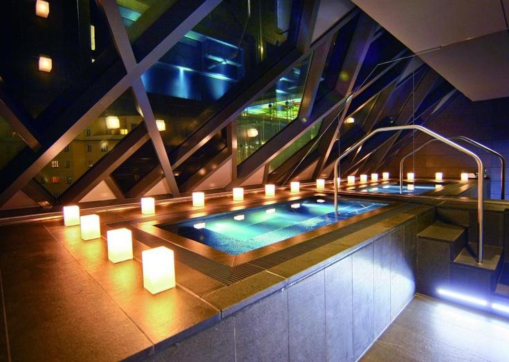 Hotel Sofitel Vienna Stephansdom \ SPA