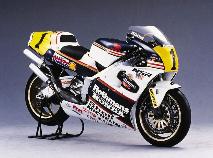 1989 Rothmans HONDA NSR500