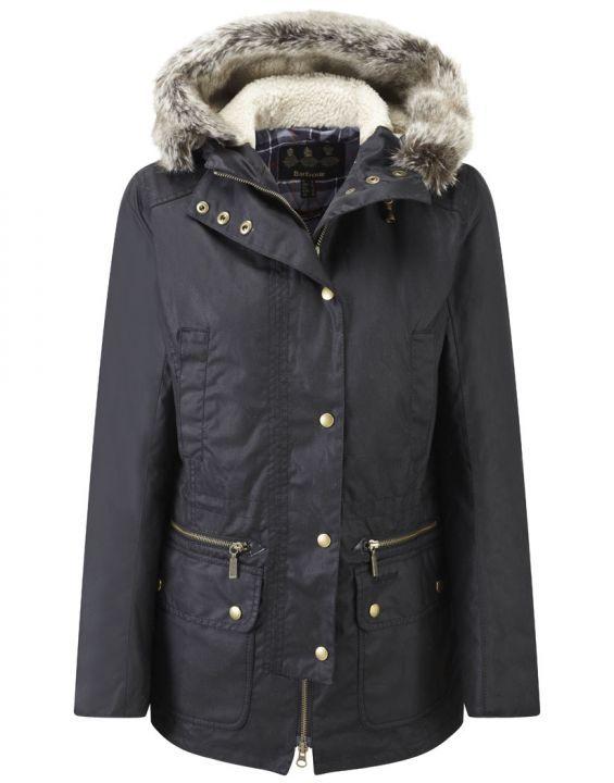 Barbour® Ladies Kelsall Waxed Jacket