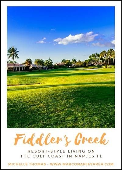 Fiddlers Creek Showcases Six Different Communities With Dozens Of Floor Plans A Golf Course
