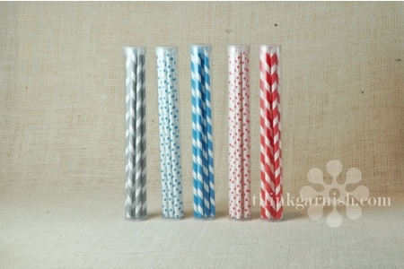 Don't you just love the polka dot straws!?!