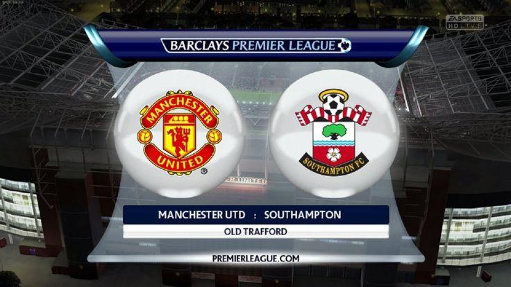 Highlight Pertandingan MU 2 - 0 Southampton ( Premier League Pekan 2 )
