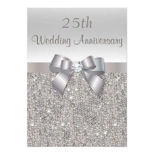 237 best Diamond Wedding Invitations images on Pinterest Glitter