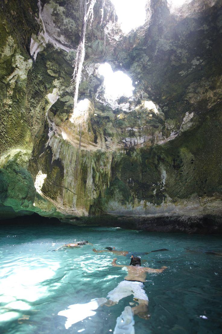 Snorkeling in Exumas, Bahamas