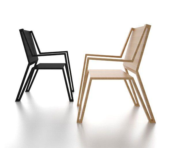 62 Best Furniture Design Images On Pinterest Chair Design   Designer Sessel  Wamhouse Banane