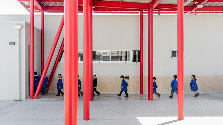 Escuela de Pencahue / Maule CHILE / PLAN Arquitectos