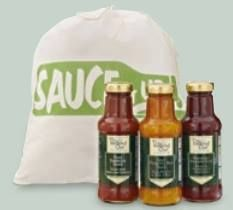 4 Gift Sets with redesigned bags include Get Your Grill On (#2543 $19), Double Dip (#2545 $19), Sauce It Up (#2484 $34.50) and Remix. Refresh. Repeat (#2544 $34.50).  Great sets for all your gift giving needs!