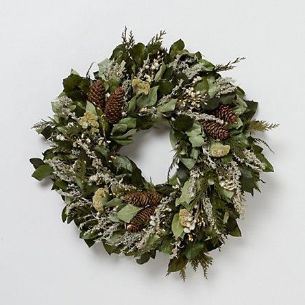 Cedar & Salal Wreath