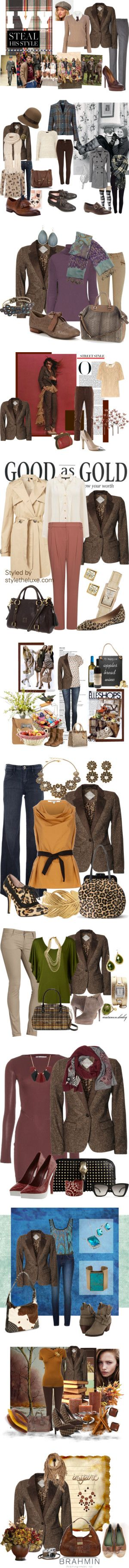 """Ivy League Style"" by zippy2005 ❤ liked on Polyvore"