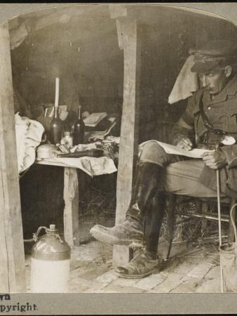 WW1 officer