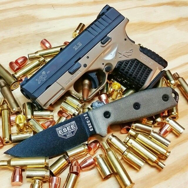 Springfield XDs .45