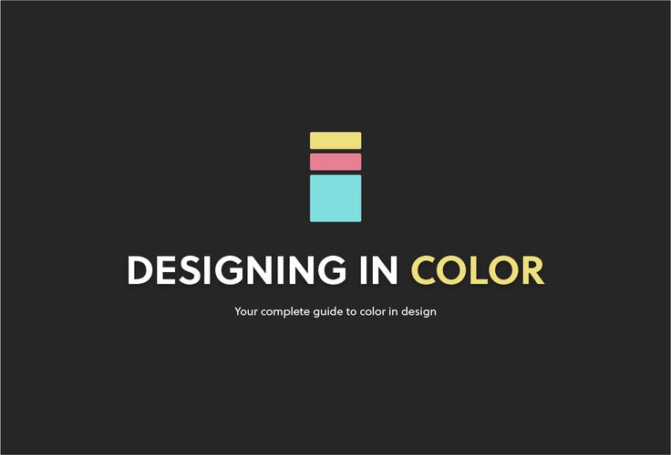 Your complete guide to color in design                                                                                                                                                     More