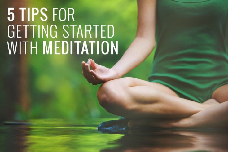 Helpful Tips and Guided Meditations