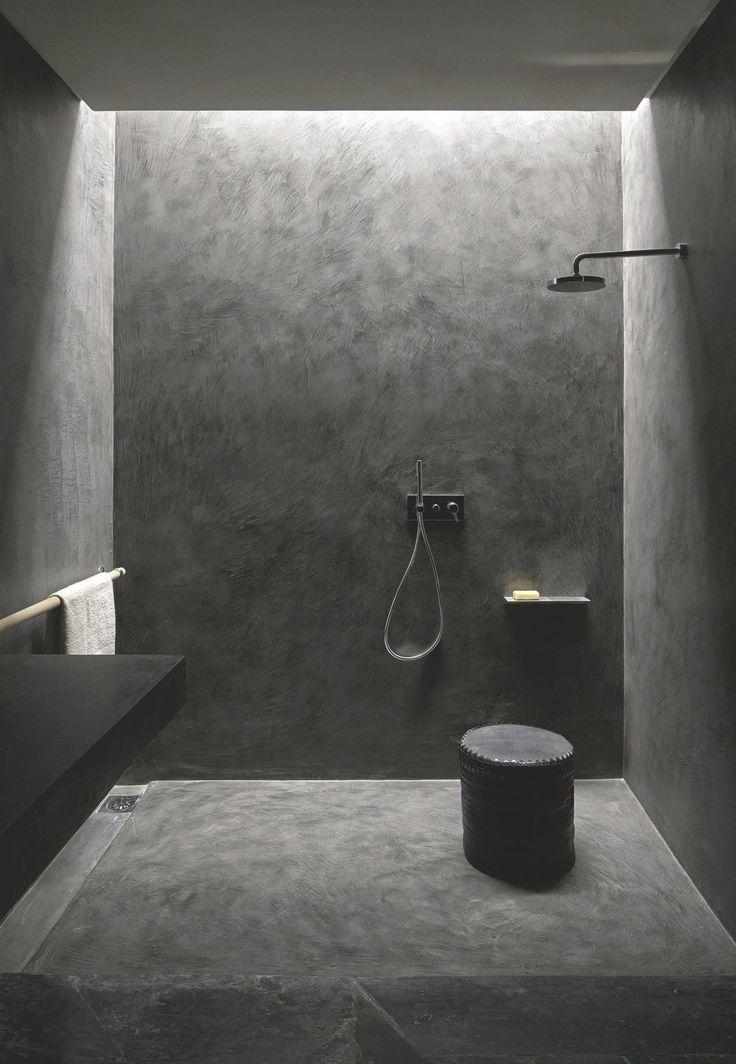 Rénovation salle de bain sans joints