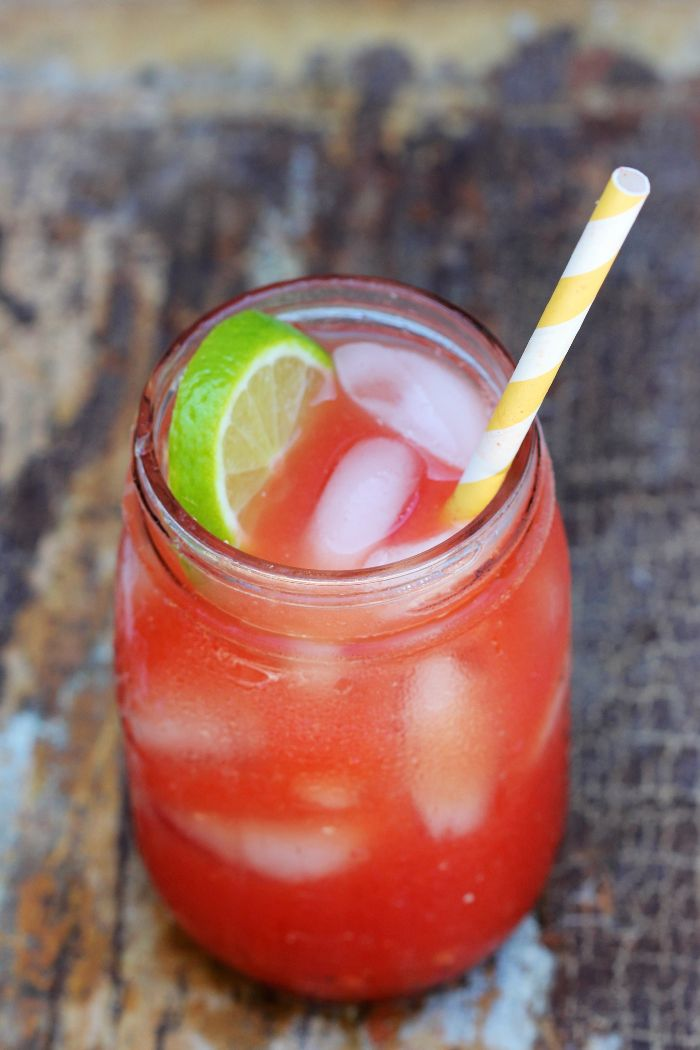 how to make mexican watermelon drink