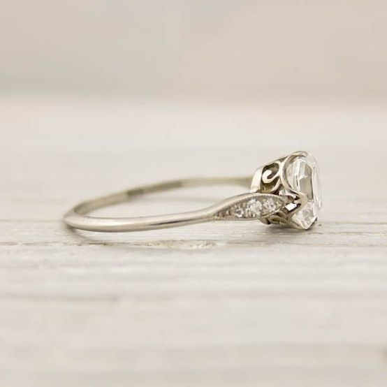 Rocks on rocks on rocks: Engagement Ring Eye Candy | Wedding Party