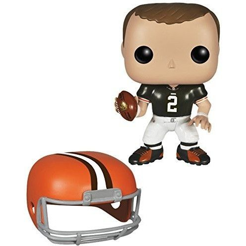 Cleveland Browns - Johnny Manziel NFL PoP! Vinyl Figure by Funko
