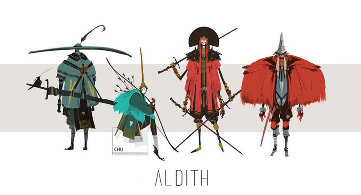I decided to do a line up of Aldith peeps + 1 The guy in the turquoise clothes with the long hat is working for Aldith...but for what reasons? :O