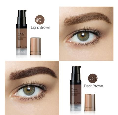 Eyebrow Dye Gel Waterproof Makeup Shadow For Eye B…