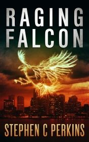 Raging Falcon by Stephen Perkins - OnlineBookClub.org Book of the Day! @OnlineBookClub