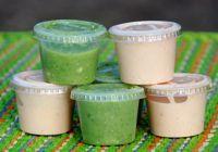 Peruvian Rotisserie Chicken: Aji Sauces