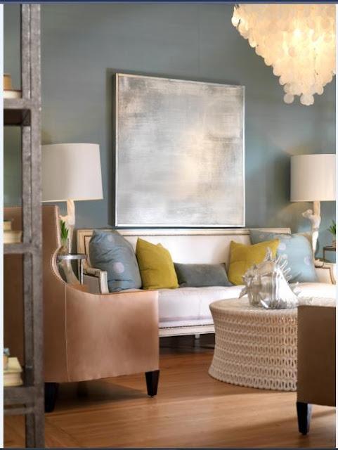 6th Street Design School | Kirsten Krason Interiors : Oly Studio - Living Room