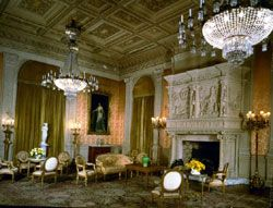 Rosecliff Mansion has been featured in several movies such as; The Great Gatsby,True Lies,Amistad, and 27 Dresses.