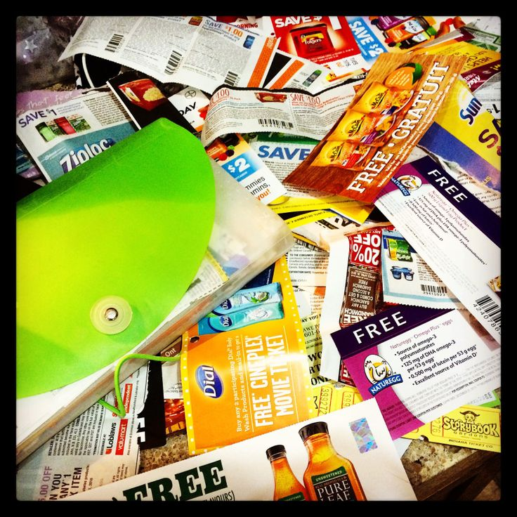 Couponing: Kids Can!