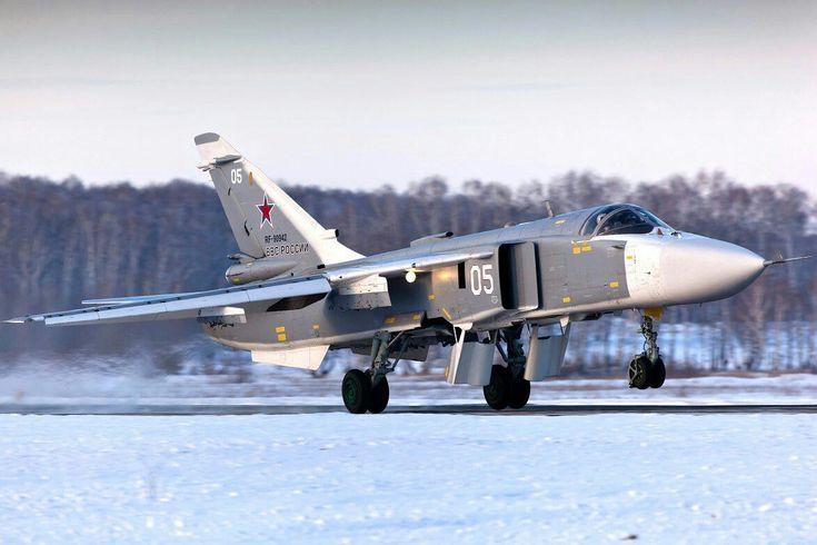 100%™ Sukhoi Su-24M | Russian Air Force