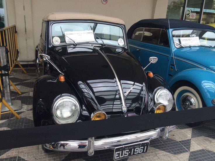 Eventos em São Paulo: Encontro de Fuscas e Carros Antigos