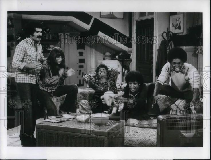 1977 Press Photo Gabriel Kaplan Marcia Strassman Robert Hegyes Ron Palillo | eBay