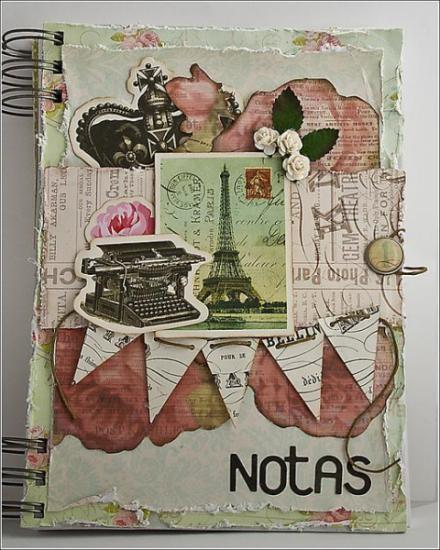 Cuaderno de viaje personalizado, ¡toda una aventura ya solo en la portada!
