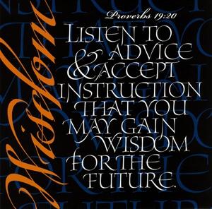 Proverbs 19:20