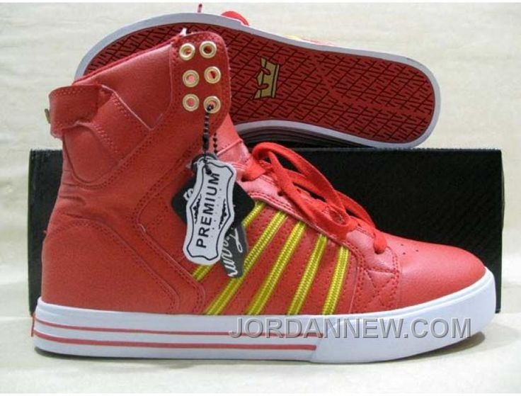 http://www.jordannew.com/supra-chad-muska-skytop-red-leather-yellow-white-new-release.html SUPRA CHAD MUSKA SKYTOP RED LEATHER YELLOW WHITE NEW RELEASE Only $58.02 , Free Shipping!