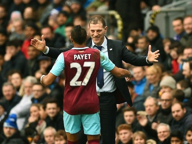Slaven Bilic: 'Keeping hold of Dimitri Payet a statement of intent'