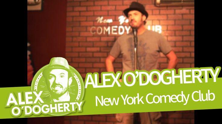 Alex O'Dogherty at the New York Comedy Club - http://comedyclubsnyc.xyz/2016/09/28/alex-odogherty-at-the-new-york-comedy-club/
