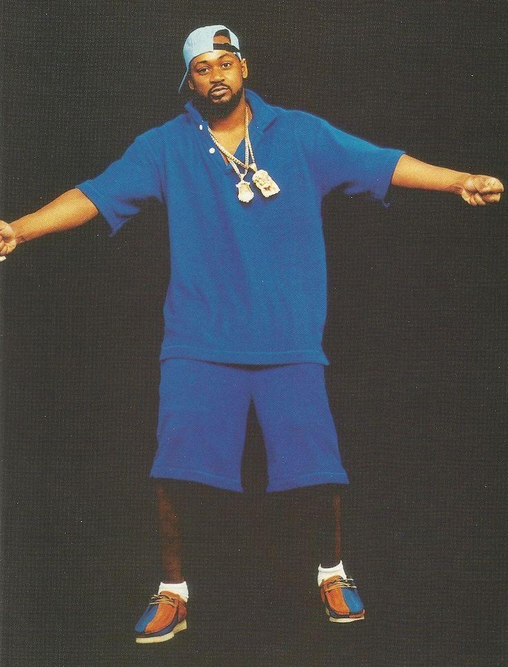 Blue dress rapper humpty