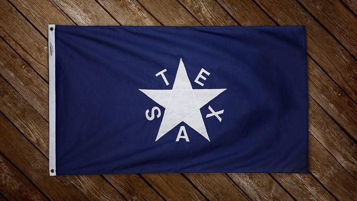 dezavala texas flag cotton icon