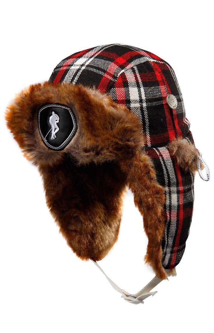 Frozen Laker Winter Hockey Hats Toque | GONGSHOW Hockey Lifestyle Apparel