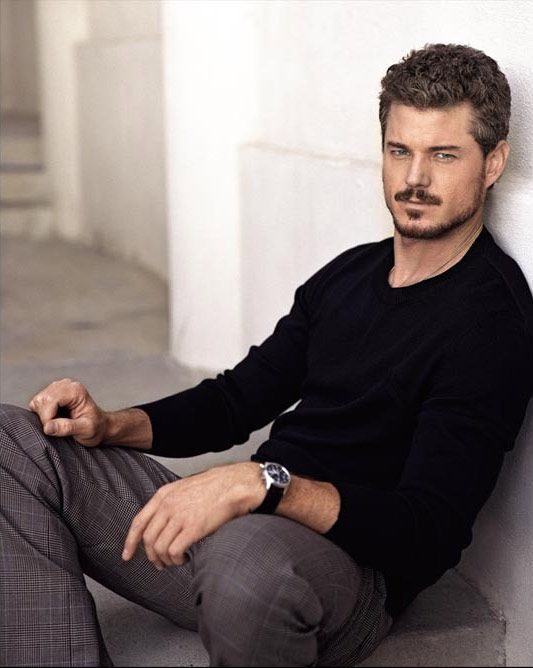 "Best part of the movie ""Valentine's Day"" - Eric Dane and Bradley Cooper as a couple.  Great eye candy!"