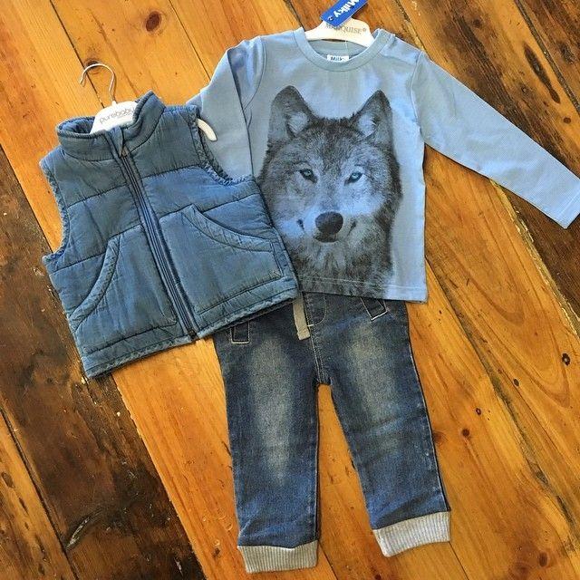 Outfit inspo for the little men in our lives xx #shop3280 #fashion3280 #kids3280 #warrnambool #winter #milky #purebaby #destinationwarrnambool by loveleelittleones