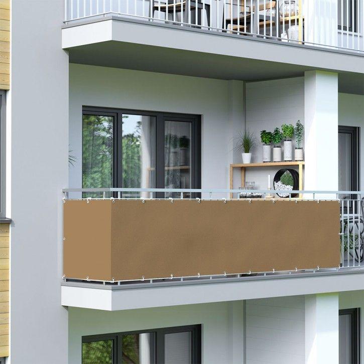 Mata Balkonowa Basic Wodoodporna Kilka Rozmiarow Garden Fence Panels Fence Panels Modern Balcony