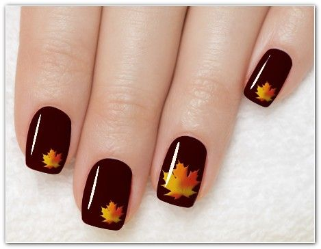 Nail Art Design Thanksgiving 178