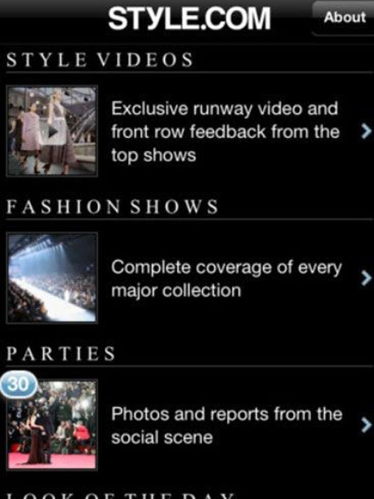 The 10 Best Fashion Apps Via The Independent UK #fashionapps #bestapps  #styleapps @